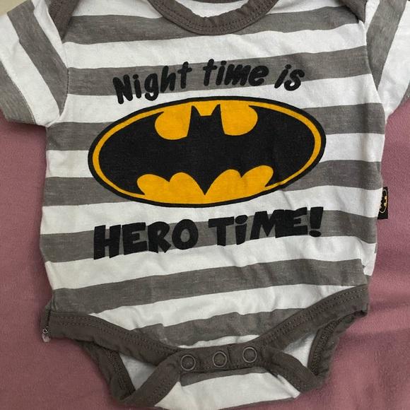 4/$10 Batman onesie